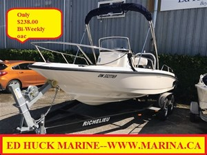Boston Whaler 180 Dauntless 2012