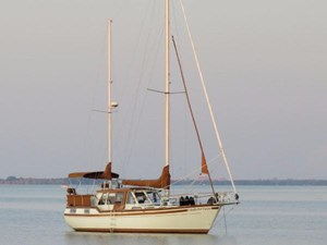 Nauticat 38 Pilothouse Cutter Ketch 1983
