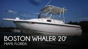 Boston Whaler 2000