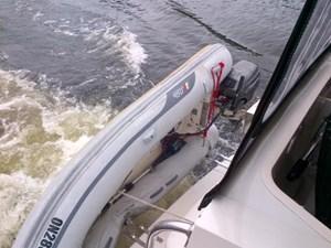 Dinghy Lift and Dinghy! AB Inflatable Navigo VS 2004