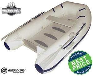 Mercury Inflatables 220 Air Deck Hypalon* 2017