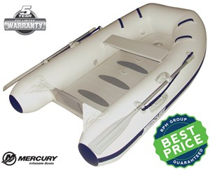Mercury Inflatables 250 Air Deck 2018