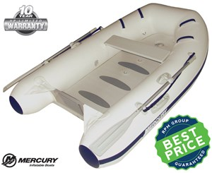 Mercury Inflatables 290 Air Deck  Hypalon* 2017
