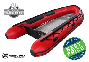 Mercury Inflatables 470 Heavy Duty Hypalon* 2017