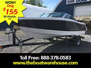 Four Winns H190 Volvo Penta 200HP Trailer Ext Platform 2018