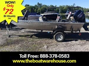 Lowe Boats Skorpion 2017