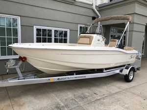 Scout 175 Sport Fish 2018