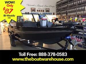 Lowe Boats FM165 Pro WT Mercury 60HP Trailer Trolling Moto... 2017
