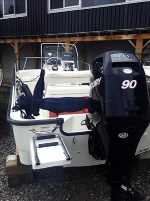 Boston Whaler 170 2009