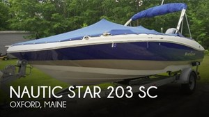 Nautic Star 2016
