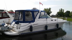 Sea Ray 410 EXPRESS 2000