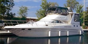 Sea Ray 420 Aft Cabin 1999