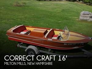 Correct Craft 1963