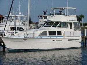 BERTRAM 42 Flybridge Motor Yacht 1981