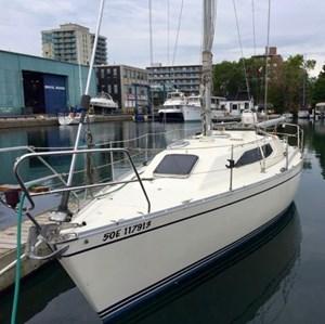 CS Yachts CS 30 1986