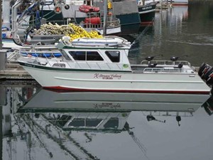 Sport Fishing Boat - Charter 1999