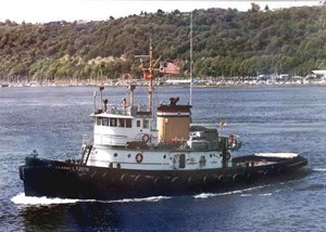 Tug Boat National Steel 1954