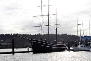Charter Sailboat Classic Square Rig 1966