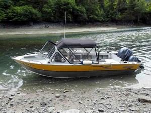 Hewescraft Searunner 220 2005