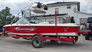 Moomba Outback 20ft 2006