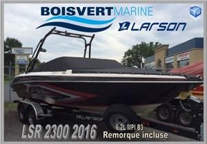 Larson LSR 2300 I/O 2016