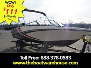 Glastron GTS 180 Mercury 115HP  Trailer 2018