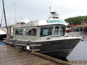 Silver Streak Crew Boat / Passenger 1997