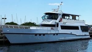 70' 100 Passenger Tour Boat 1980