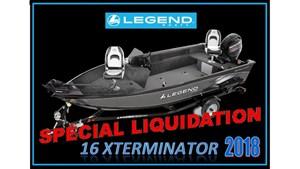 Legend 16 XTERMINATOR (NEUF) 2018