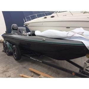Ranger Boats Z522D 2016