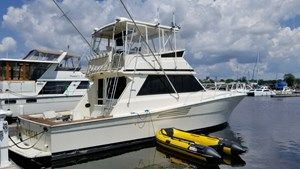 Viking Yachts 45 Convertible 1987