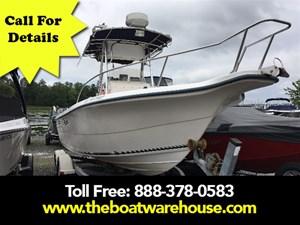 Sea Fox Boat Co Seafox Center Console Twin 115 Evinrude 2003