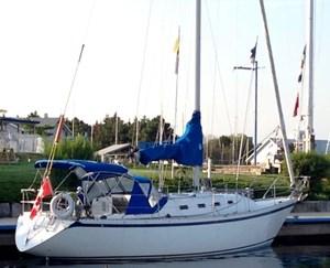 CS Yachts Ltd CS 36 Traditional 1985