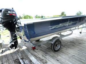 MirroCraft 3672 Laker Tiller 2017