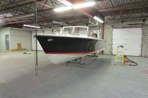 Rossiter Boats 23 CLOSED DECK 2017