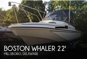 Boston Whaler 1988