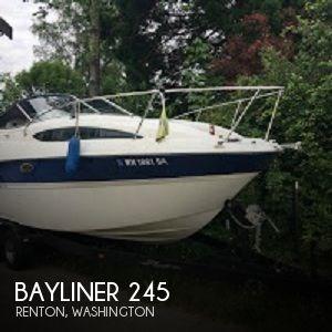 Bayliner 2004