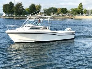 Grady-White 22 Seafarer 1995