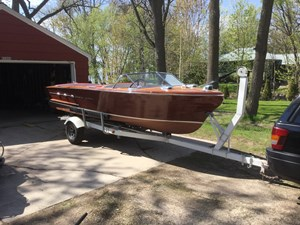 Chris-Craft Continental 1956