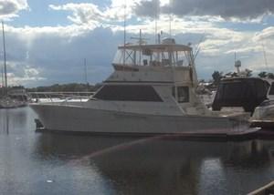 Viking Yachts Sportfish 45 1989