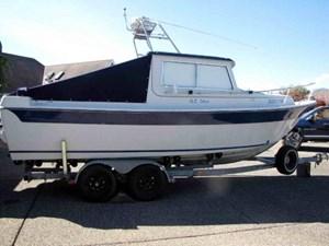 Sea Sport 2200 - Sport Fishing Boat 1987