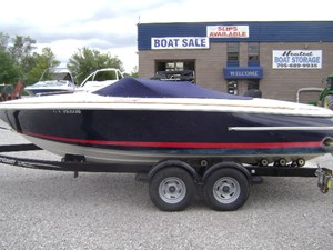 Chris-Craft Speedster LS20 2006