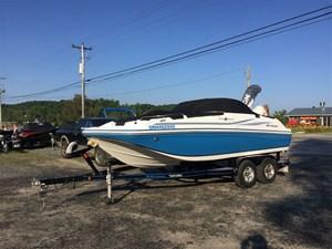 Hurricane 187 Deck Boat 2014