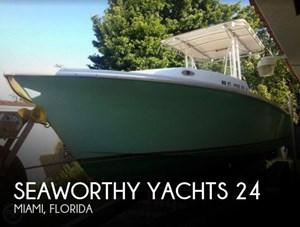 Seaworthy Yachts 1984