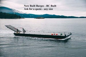 Deck Barge New Build - Barges 2018