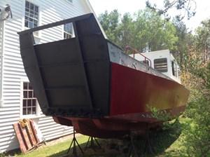 Ex USCG Fiberglass Landing Craft 1965
