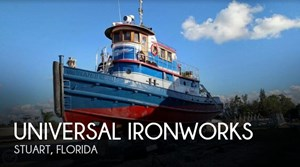Universal Ironworks 1963