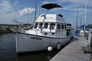 Samson Trawler 28 2001