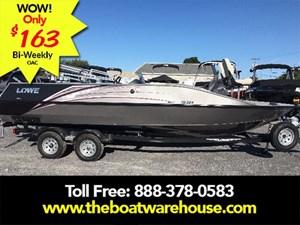 Lowe Boats SD 224 Mercury 150HP 4S 2018
