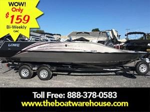 Lowe Boats SD 224 Mercury 150HP 4S 2017